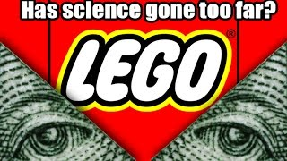 LEGO is Illuminati Confirmed