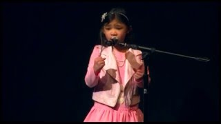 """Josh Groban """"You Raise Me Up"""" Cover by Angelica Hale Children's Hospital Benefit"""