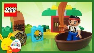 LEGO - Jake et les Pirates du Pays Imaginaire -Jouets - titounis