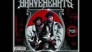 Bravehearts ft Nas - Bravehearted
