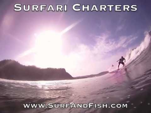 Steve, Mark, and Jason in NIcaragua w/ Surfari Charters