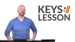 10,000 Reasons (Bless The Lord) - Matt Redman // Keyboard Tutorial