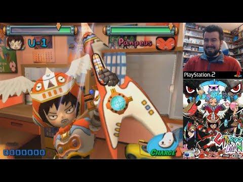 GITAROO MAN (PlayStation 2) - Gameplay en Español || EVENTO PS2