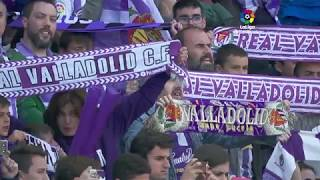 REAL VALLADOLID, 1 - ATHLETIC CLUB, 0 (LIGA 18/19, JORNADA 36, 05-05-2019)