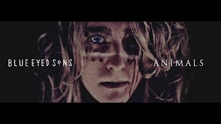 Blue Eyed Sons - Animals || OFFICIAL MUSIC VIDEO