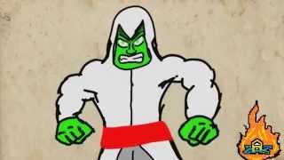 E se... O Hulk fosse um assassino