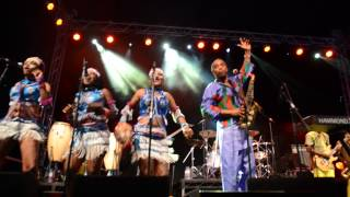 Femi Kuti's Live performance in London 2015