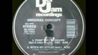 Old School Beats Original Concept - Pump That Bass