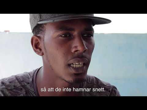 Studio Timbuktu: Abdel G vill förändra bilden av förtorten
