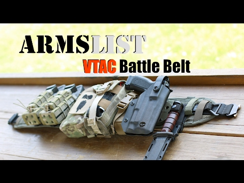 Armslist review of the Viking Tactics Battle Belt