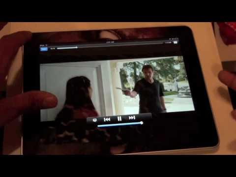 استعراض الـــ iPad - الجزء الأول