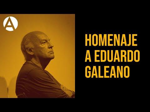 Vidéo de Eduardo Galeano