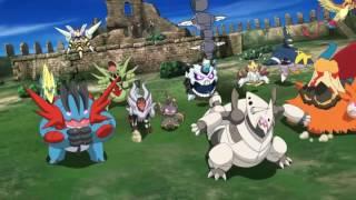 【AMV】Pokémon Ash Battle Bond / DarkMega