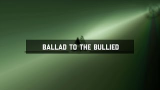 Jadoth - Ballad To The Bullied (Lyric Video)