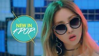New In Kpop   Minzy, ZICO, Teen Top, EXO/Baekhyun, SISTAR/Hyolyn And More