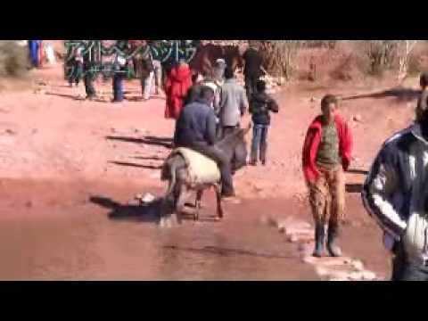 世界一周の旅7 アフリカ編(モロッコ、Morocco)
