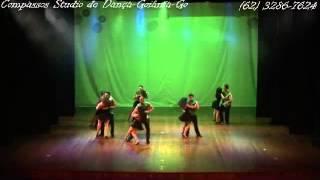 Salsa - Ahora Quien - Compassos Studio de Dança
