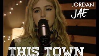 Niall Horan - This Town (Cover by Jordan JAE - Live, 1 Mic 1 Take)