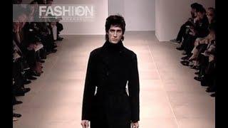 JIL SANDER Fall Winter 2001 2002 Menswear Milan - Fashion Channel