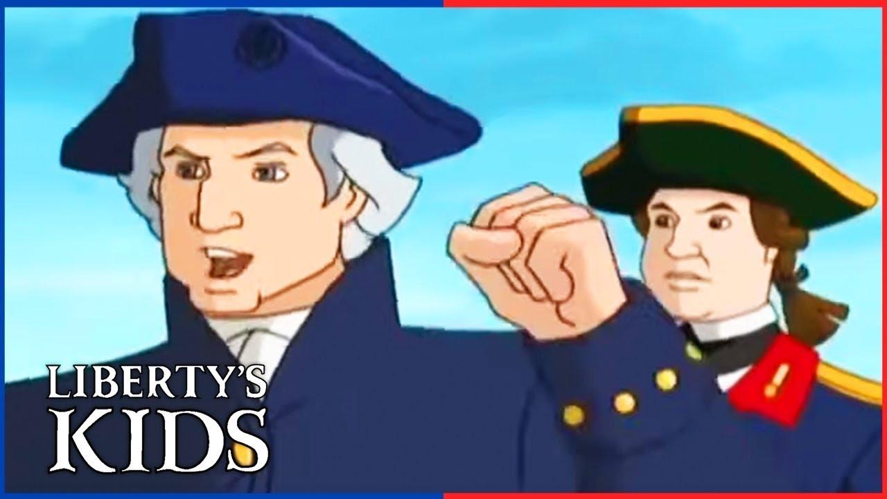 10. Washington Takes Command
