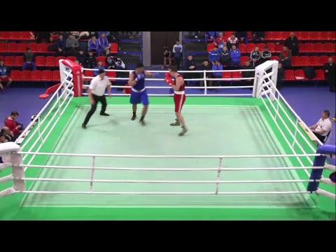 Матчевая встреча 3х стран по боксу среди мужчин (KAZ-RUS-UZB) Алматы-2018.