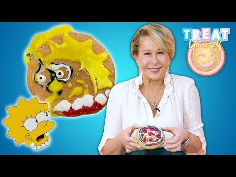 Voice of Lisa Simpson Talks True Crime & 30 Years of The Simpsons | Treat Yourself | Allrecipes.com