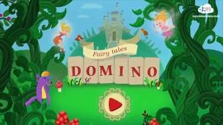 Fairy Tales Domino – Logic game for kids.