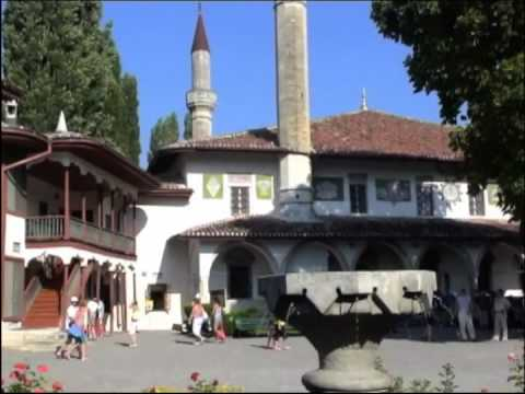 The Hansaray of Bakhchisaray / Бахчисарай (Crimea – Ukraine)