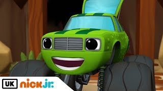 Blaze and the Monster Machines | Sing Along - That's Mass! | Nick Jr. UK