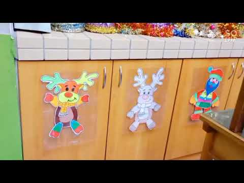 活動式聖誕老人製作 - YouTube