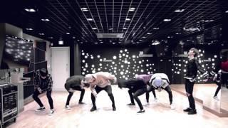 BTS x GOT7 -  Run & Fly Dance Practice