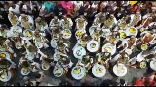 vídeo saída do Olodum sexta de carnaval 2017