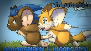 Agamesrigby & Blackcarzi | Transformice.