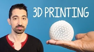 What Is 3D Printing and How Does It Work? | Mashable Explains