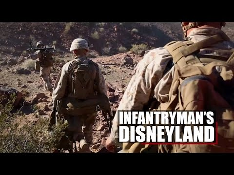 Infantryman's Disneyland | Marine Corps Combat Readiness Evaluation