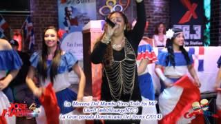 La Morena Del Mambo (@MorenaDelMambo1) 'Eres Todo En Mi' Live @809LoungeNYC @CongueroRD @JoseMambo