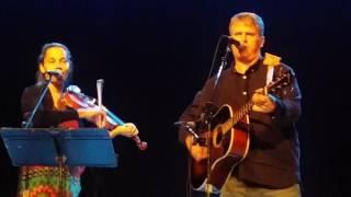 """Broken Back"" -Rhiannon Giddens & Dirk Powell at The Shea Theater  3-02-2017"