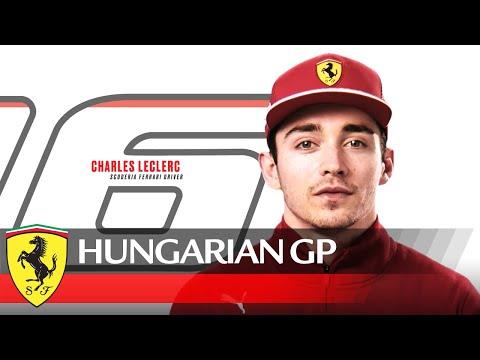 Hungarian Grand Prix Preview - Scuderia Ferrari 2019