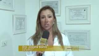 Programa Studio Leticia 17-02-2015 - Dra. Josiane Barros (Inflamação do nervo Ciático)