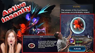 Legacy Of Discord : Activating INSANITY (Soul Relic)