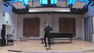 Joachim Andersen Flute Study n°3 op. 15, Francisco Ávila
