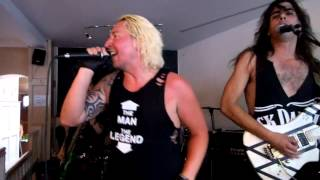 Airstryke - I Wanna Rock (Twisted Sister cover)