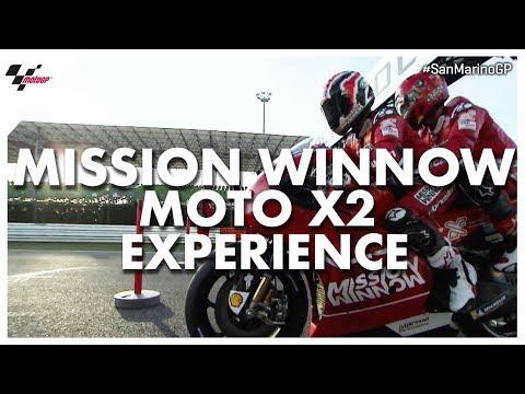 Mission Winnow Moto X2 Experience | 2019 #SanMarinoGP