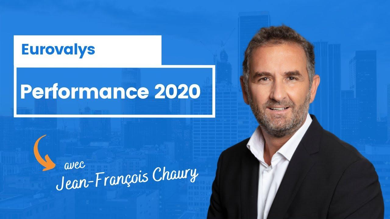 SCPI Eurovalys : performance 2020 par Jean François Chaury