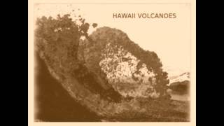 Hawaii Volcanoes - Long Guitar