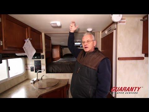 2017 Northwood Wolf Creek 850 Truck Camper • Guaranty.com