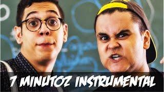 Instrumental - Não Deixe Sua Professora Te Pegar Ouvindo Isso   (7 Minutoz)