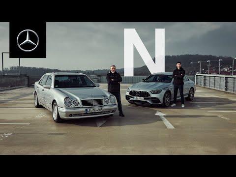 INSIDE AMG – Nostalgia | The Mercedes-Benz E 50 AMG