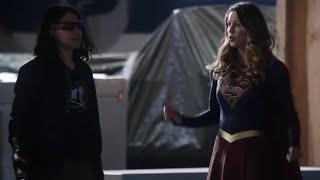 Flash, supergirl, arrow e lendas do amanhã - (crossover)
