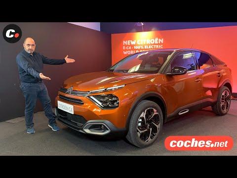 Citroën C4 y ë-C4 2021 | Primer vistazo / Review en español | coches.net